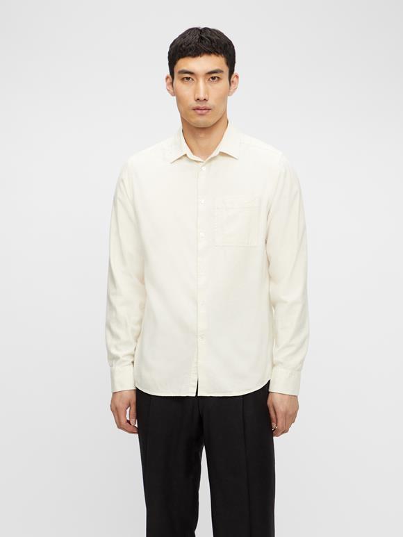 Raw Silk Shirt