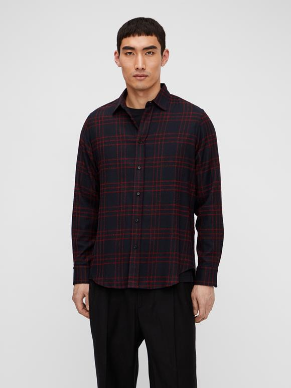 Flannel Boucle Shirt
