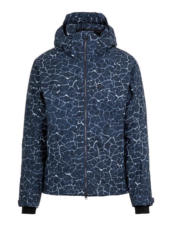 Truuli Printed Ski Jacket