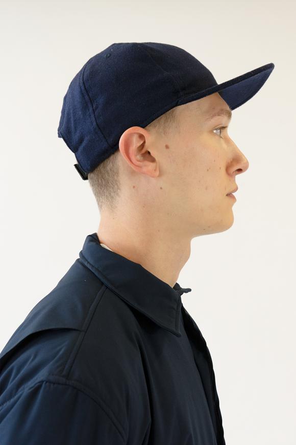 Practical Wool Ball Cap