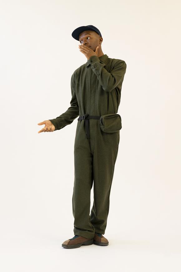 Caddie Suit