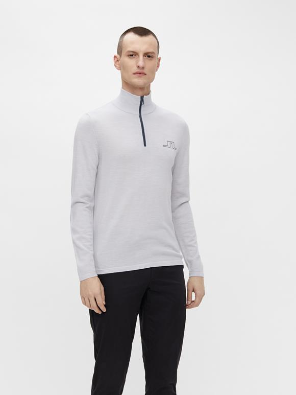 Max Zipped Golf Sweater