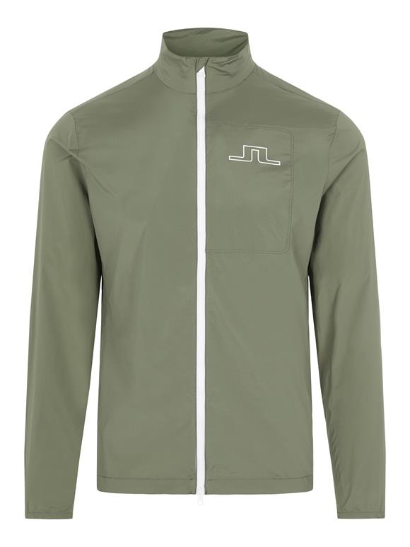 Ash Light Packable Golf Jacket