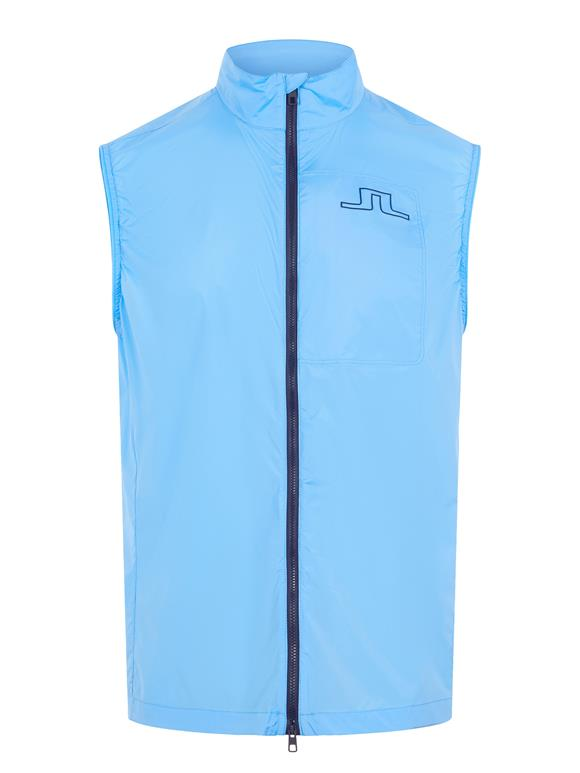 Ash Light Packable Golf Vest