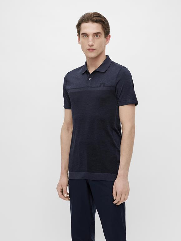 Alfy Seamless Golf Polo