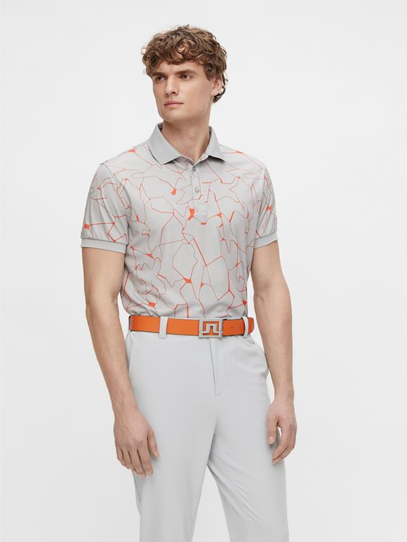 Tour Tech Printed Polo