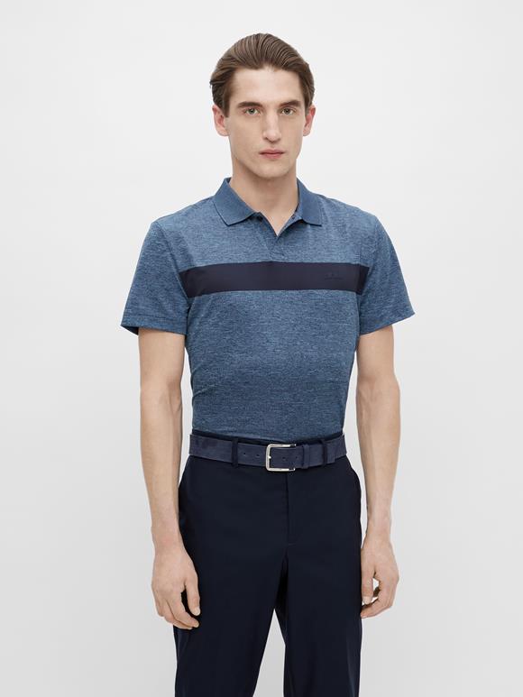 Jay Slim Fit Golf Polo