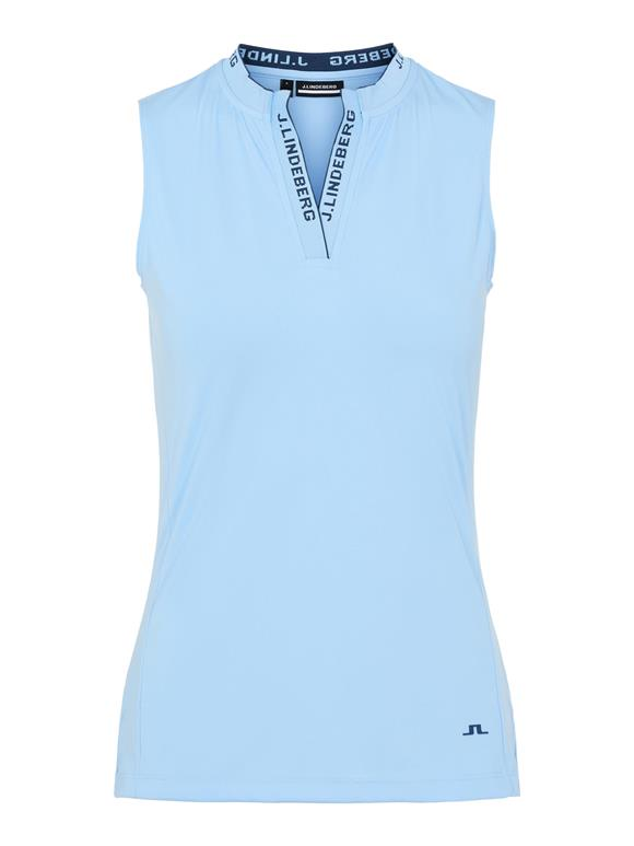 Leya Sleeveless Golf Top
