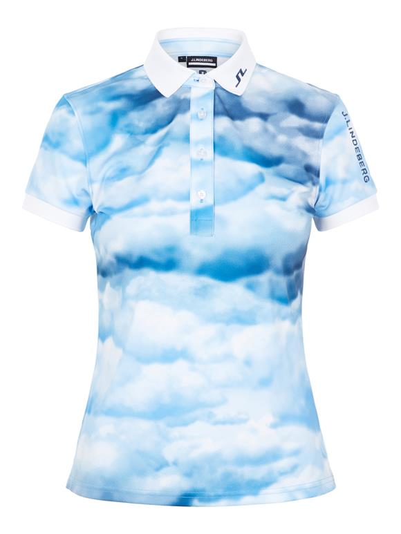 Tour Tech Printed Golf Polo