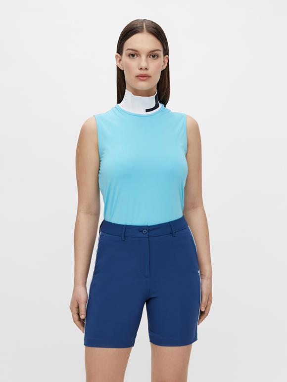 Lou Sleeveless Golf Top