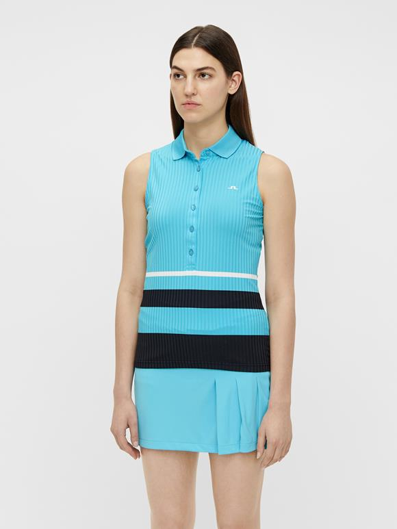 Tess Sleveeless Golf Top