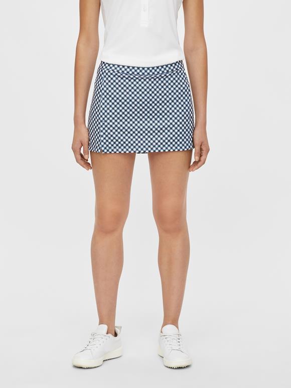 Amelie Printed Golf Skirt