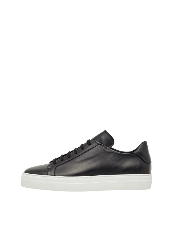 Signature Leather Sneaker