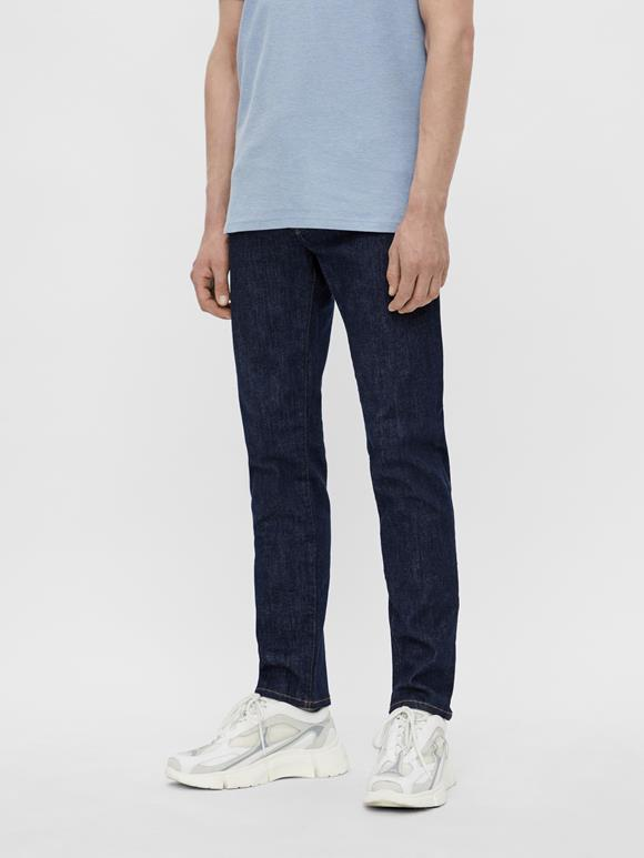 Jay Active Rinsed Indigo Jeans