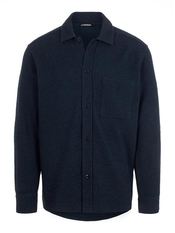 James Jersey Overshirt