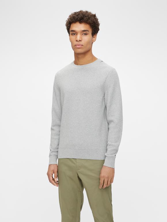 Andy Structured Sweater