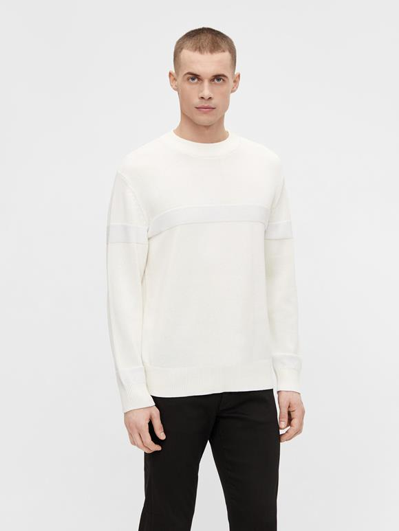 Pablo Color Block Sweater