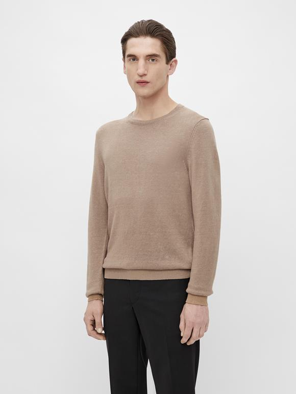 Lyle Linen Sweater