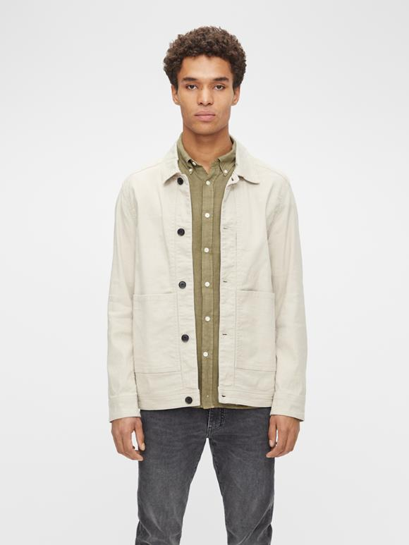 Eric Cotton Linen Jacket