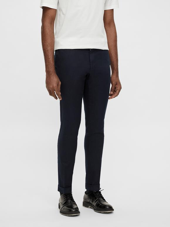 Grant Linen Stretch Pants