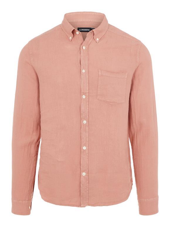 Clean Linen Slim Shirt