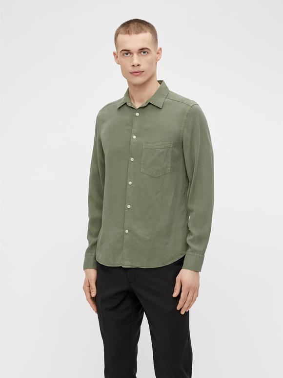 Comfort Tencel Slim Shirt