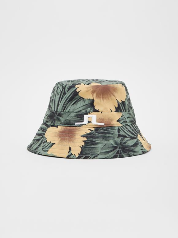 Hank Print Bucket Hat