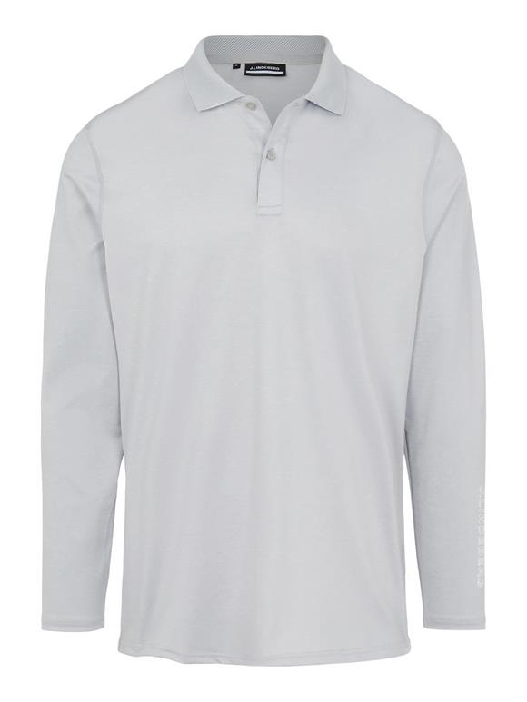 Jakob Long Sleeve Polo Relaxed Fit