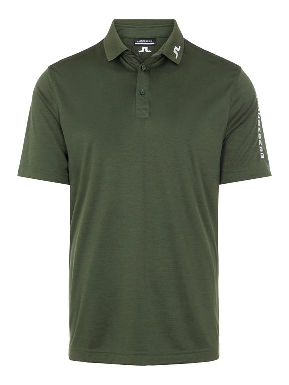 Tour Tech Polo Relaxed Fit