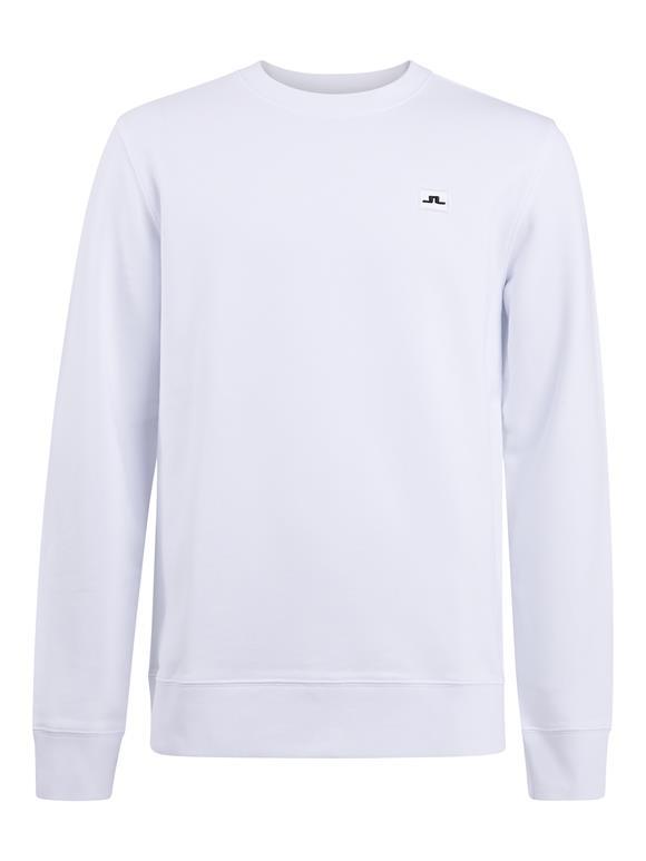 Throw Patch Logo Sweatshirt