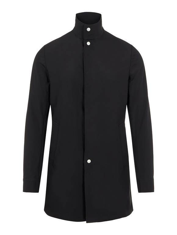 Holger Lightweight Zip Coat