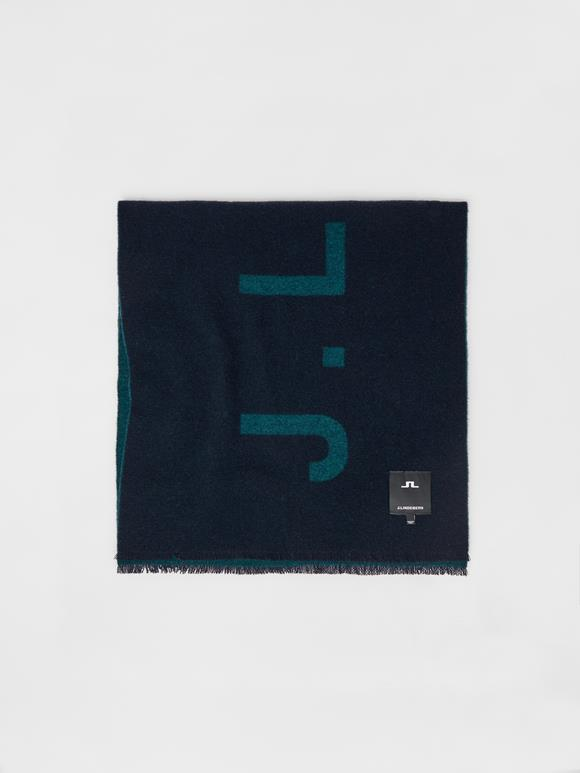 Frame Signature Wool Scarf