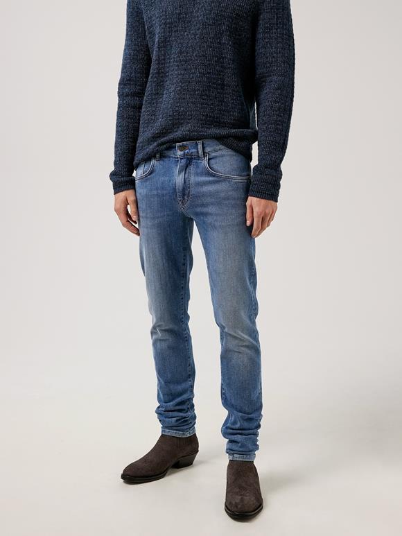 Jay Active Light Indigo Jeans