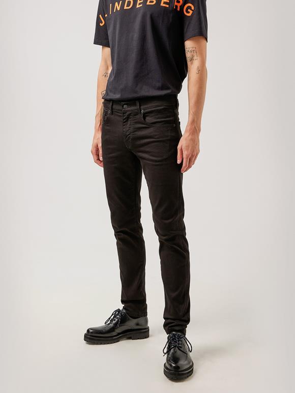 Jay Reactive Black Jeans