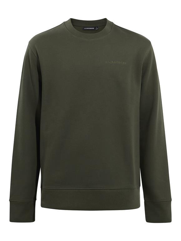 Chip Crew Neck Sweatshirt