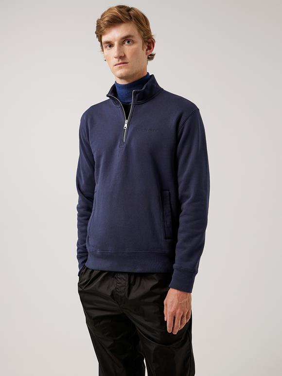 Chip Quarter Zip Sweatshirt