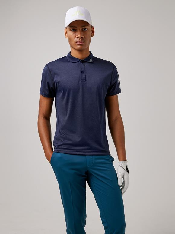 Jakob Slim Fit Golf Polo