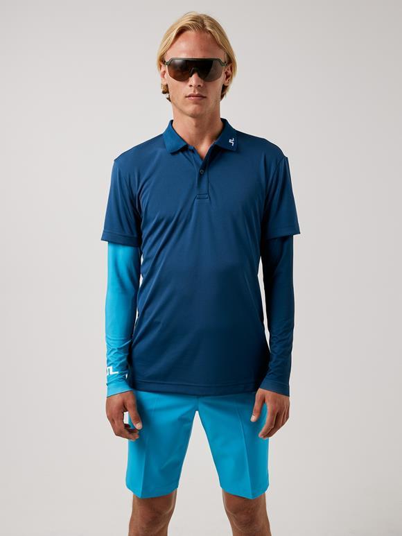 Leon Long-sleeve Golf Polo