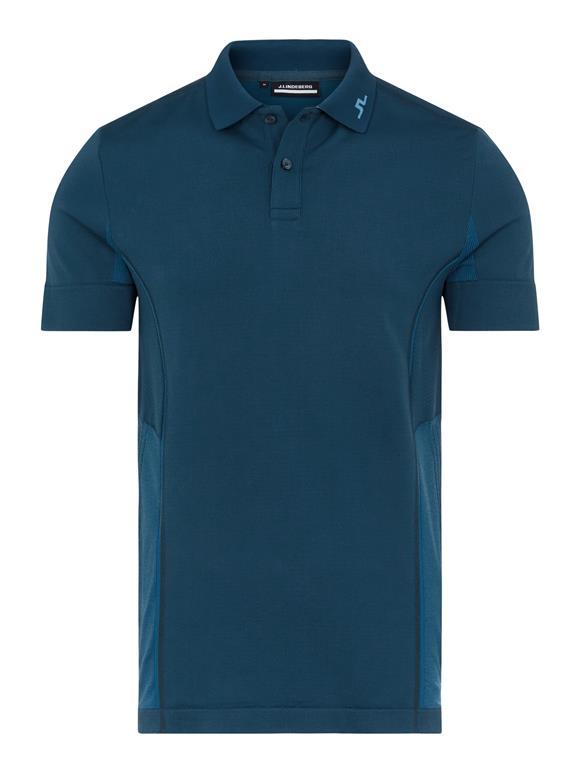 제이린드버그 골프웨어 폴로 반팔티 J.LINDEBERG Al Golf Polo,Majolica Blue