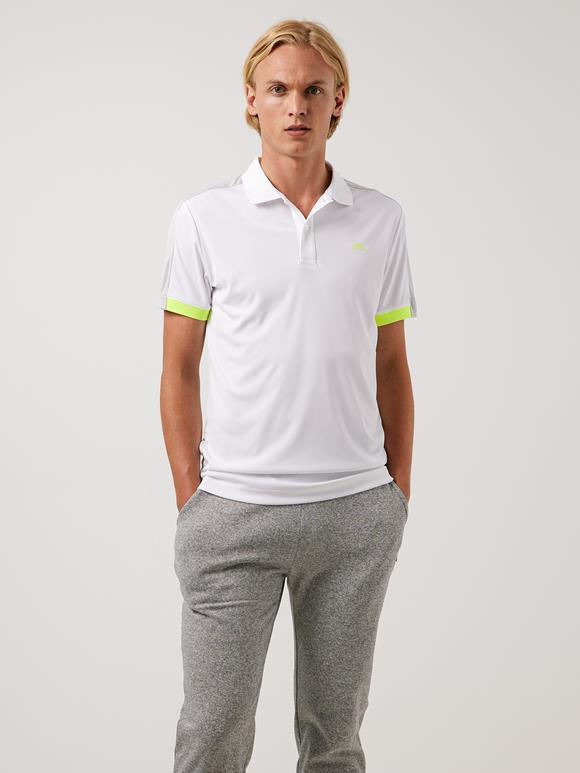 Rowland Slim Fit Golf Polo