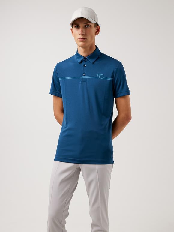 Clay Golf Polo