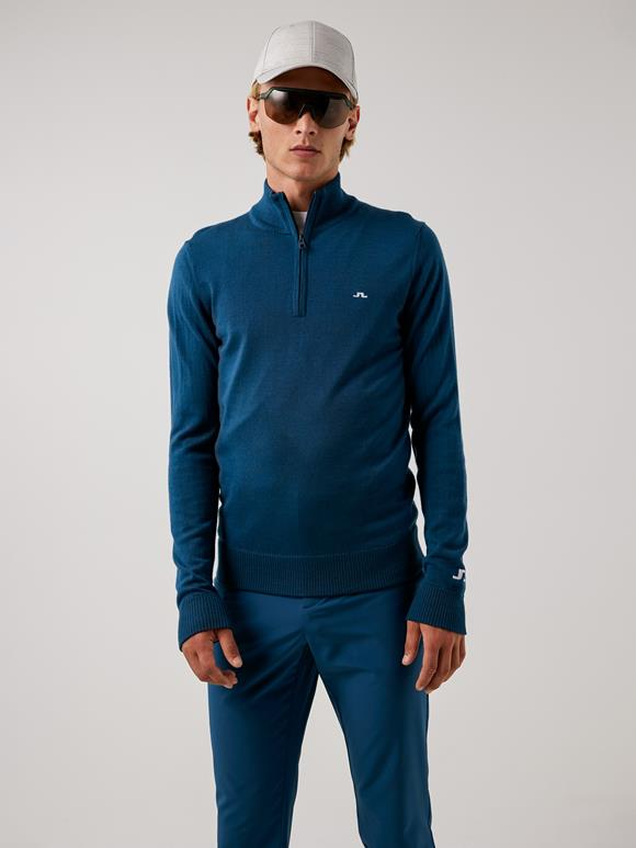 Kian Zipped Golf Sweater