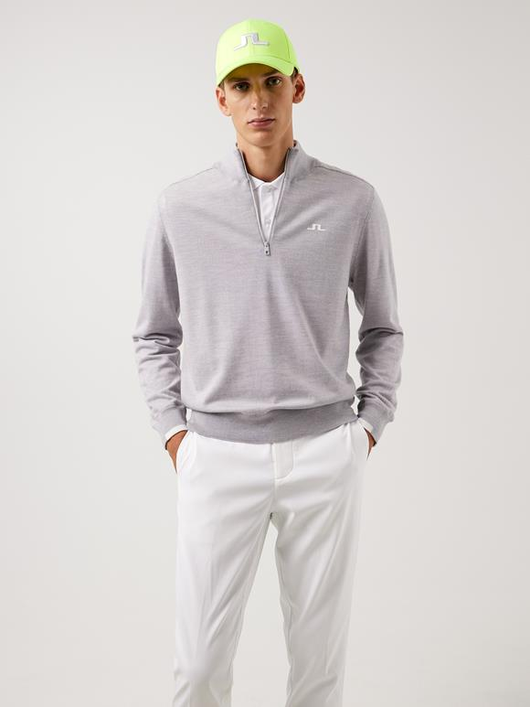Avi Windbreaker Golf Sweater