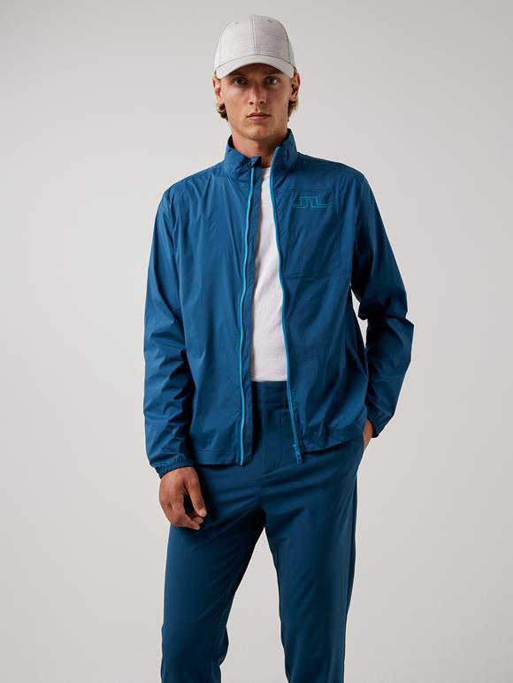 Ash Light Packable Golf Jacket