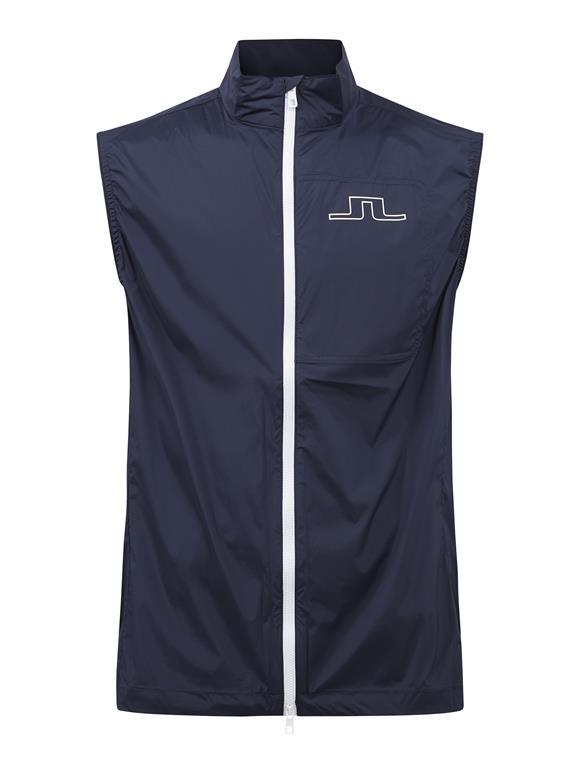 Ash Light Packable Golf Vest