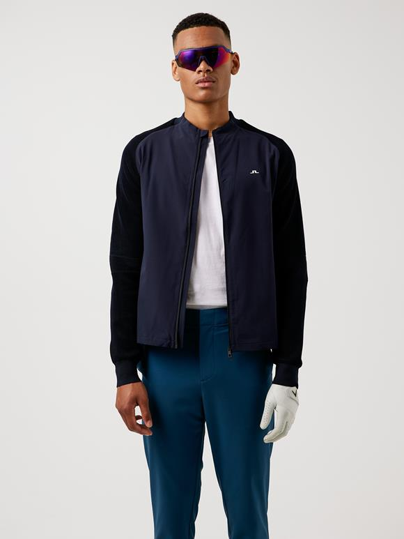 Frank Knitted Golf Jacket