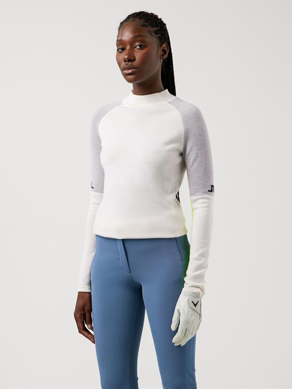 Leila Knitted Golf Sweater