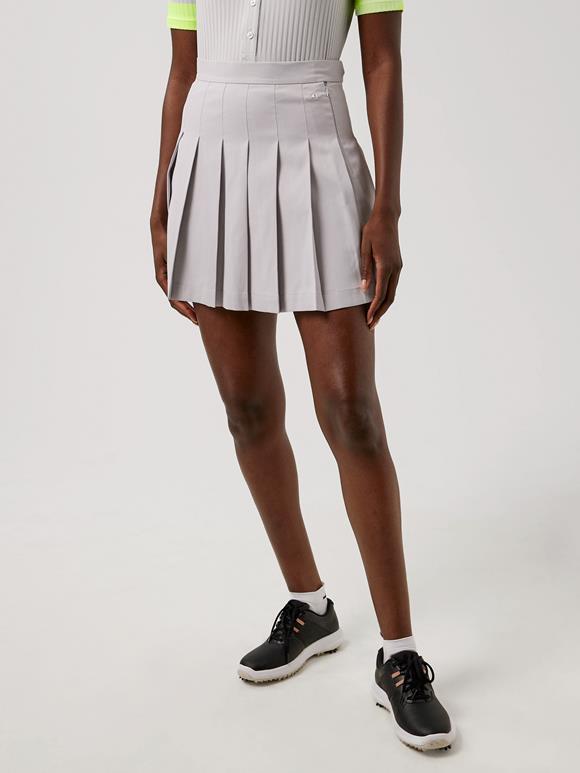 제이린드버그 골프웨어 플리츠 스커트 J.LINDEBERG Adina Golf Skirt,Micro Chip