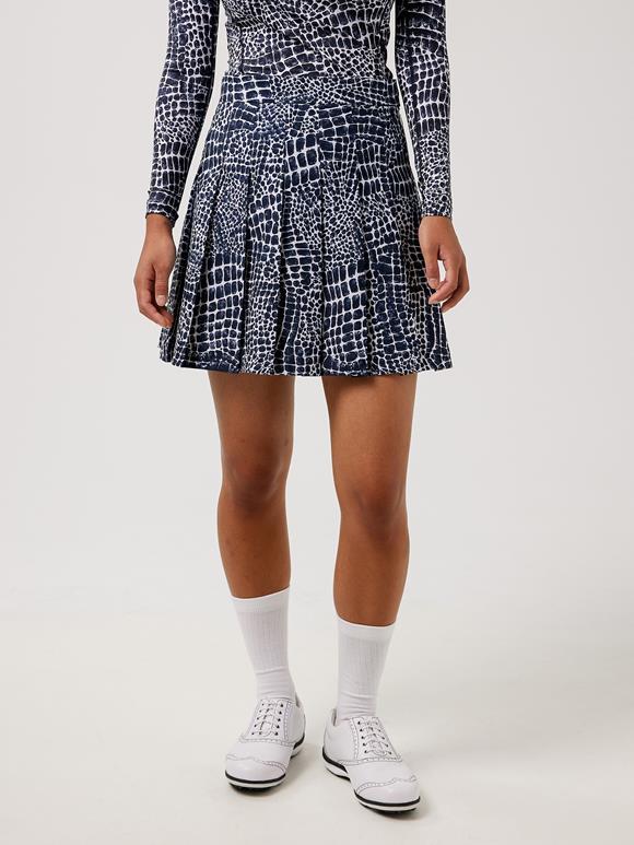 Adina Printed Golf Skirt