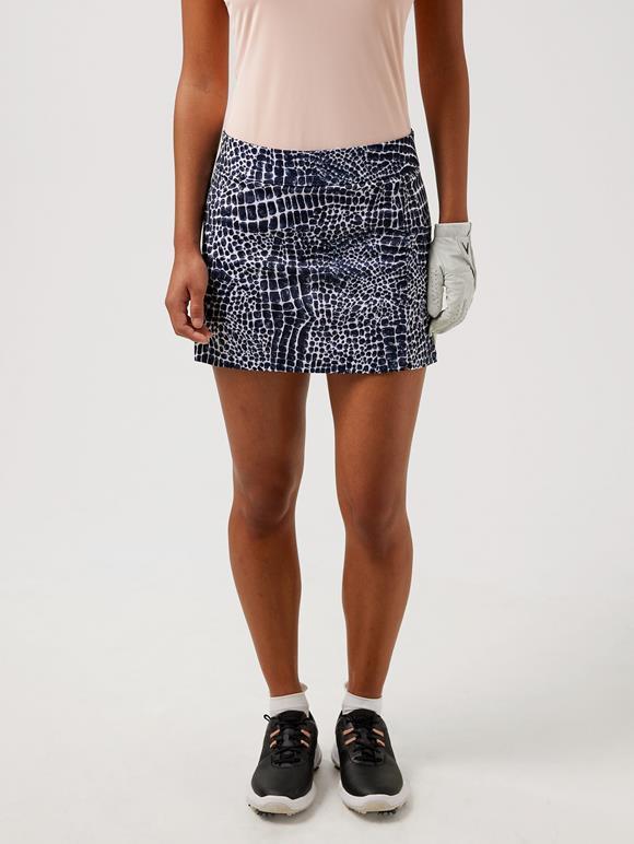 Amelie Print Golf Skirt